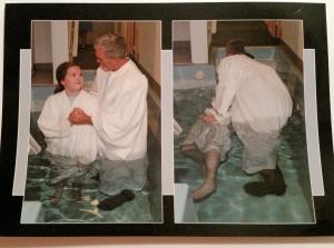 Bella  baptism photo