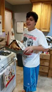 joey mara jacob cooking