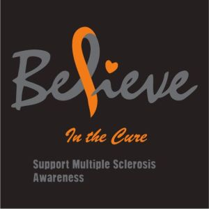 MS Believe in the cure